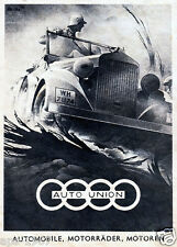 German Auto Union Wehrmacht Engineering world war 2 poster WW2