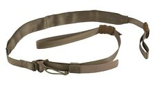 Viking Tactics VTAC - MK2 Upgraded Padded Sling w/ Metal Hardware - Coyote Brown