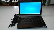 Dell Latitude E6430 Notebook Intel Core i7-3520M 2.90GHz 8GB RAM 320GB HDD Win 7
