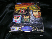 Age of Empires II: Gold Edition, PC Game, Trusted Ebay Shop