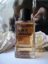 CHANEL No5 INTENSE BATH OIL COLLOSAL 400ml 13.5oz Ltd Ed GLASS BOTTLE NEW NO BOX