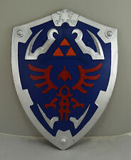 Legend of Zelda Links Hylian Shield Foam/Resin Fantasy/Cosplay/Role Play 45cm