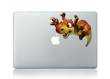 Ice Age dinosaur Macbook Air/Pro, laptop and computer sticker