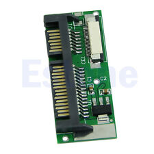 Practical High Quality 24-Pin ZIF to SATA Adapter Connector Card