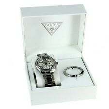 New AUTHENTIC ESS Women Stainless Steel Watch U12608L1 Box Set New With Tag