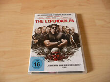 DVD The Expendables - 2011 - Sylvester Stallone Dolph Lundgren Bruce Willis