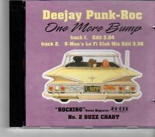 (FM90) Dee Jay Punk-Roc, One More Bump - 2000 DJ CD