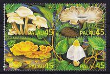 Palau 1989 Funghi 233-36 mnh