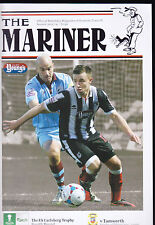 2013/14 Grimsby Town V Tamworth 01-02-2014 FA Trophy 4th Round