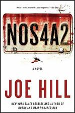 NOS4A2 by Joe Hill (2013, Hardcover)