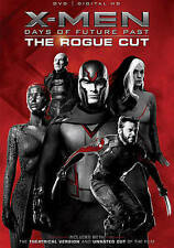 X-Men: Days of Future Past Rogue Cut (DVD, 2015, 2-Disc Set) NEW