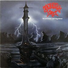 Cerebral Fix -Tower of Spite LP 1990 US THRASH METAL