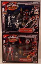 Power Rangers Operation Overdrive - Red & Black Transtek Armor Megazord  (MISB)