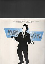 CHEVALIER BROTHERS - jump and jive LP