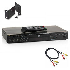 Sunfly PRO009 Karaoke DVD or CD or USB or SD Player + Recorder + MP3 Converter