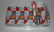 10 Fridge Freezer Edison Pygmy Small Screw Sewing Machine Lamp Bulb 15w SES E14