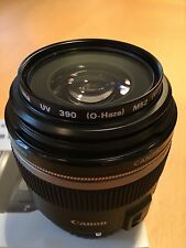 Canon macro lens EF-S 60mm 1:2,8 USM impecable