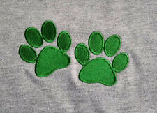 Seat-Em Seat Cover - Green Paws