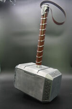 THOR Life Size COSPLAY HAMMER SCALE 1/1 HUGE! ZINC ALLOY SUPER RARE! LQQK!