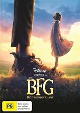 The BFG (DVD, Disney, 2016) Big Friendly Giant : NEW