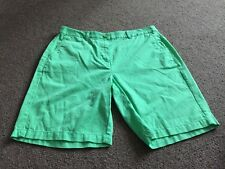 M&S  Women Apple 100% Cotton Casual Shorts BNWT Size 10 Free Sameday Postage