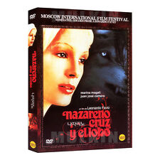 Nazareno Cruz Y El Lobo (1974) DVD - Leonardo Favio (*New *All Region)