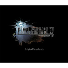 FINAL FANTASY XV - GAME O.S.T. 4CD BRAND NEW SEALED OST
