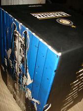 BOX 10 DVD LE PARTITE INDIMENTICABILI FC INTER INTERNAZIONALE CALCIO TRIPLETE