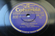 BERNARD MICHELIN Columbia LFX 735 CELLO 78 GOYESCAS / DANSE RITUALLE DU FEU NM-