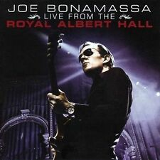 Live from the Royal Albert Hall by Joe Bonamassa (CD, Nov-2010, 2 Discs,...