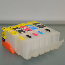 EMPTY Refillable ink cartridge for canon MG6420 MG5420 MG5422 MX722 MX922 IP7220