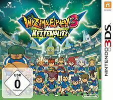 Nintendo 3DS INAZUMA ELEVEN LIGHT NEU OVP
