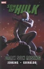 Son of Hulk : Dark Son Rising by Jenkins & Guinaldo (2010, TPB) Marvel Comics