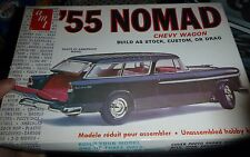 AMT 1955 CHEVY NOMAD 1/25 MODEL CAR MOUNTAIN VINTAGE T289