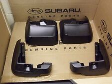 Genuine OEM Subaru Crosstrek Splash Guard Kit 2013 - 2015 (J101CFJ270)