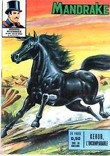 MANDRAKE 99  EDITIONS DE REMPARTS 1966