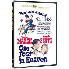 One Foot in Heaven - DVD - 1941 - Fredric March  Martha Scott  Beulah Bondi