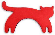 Cuscino Riscaldabile Cervicale Gatto Rosso Riscaldante Termico