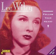 Follow Your Heart [ORIGINAL RECORDINGS REMASTERED] 2CD SET, Lee Wiley, Acceptabl