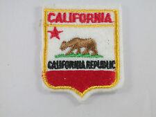Top écusson/patch & GT California-Californie & LT 535
