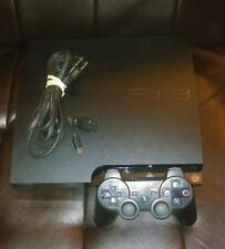 Sony PlayStation 3 PS3 Slim 120 GB