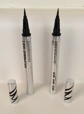 BareMinerals Lot of 2 Lash Domination Ink Liner Intense Black NEW Full Size Set