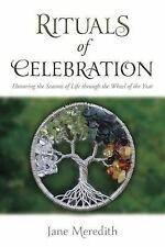 Rituals of Celebration Book ~ Wiccan Pagan Metaphysical Supply