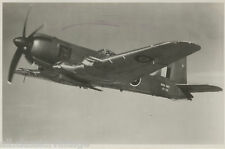 Postcard 1119 - Aircraft/Aviation Real Photo Blackburn Firebrand 5