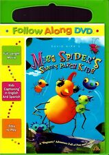 Miss Spider's Sunny Patch Kids DVD 2007 Follow Along Fun for Kids Children 4-10