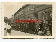 Foto, Appell, Reichsarbeitsdienstlager, RAD-Abt. 7/145, Roßla - Harz, 12