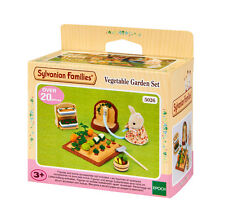 Sylvanian Families Furniture & Accessories 5026 Vegetable Garden Set /Age 3+