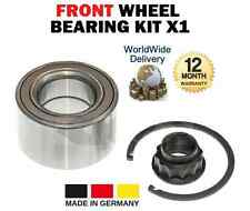 FOR TOYOTA COROLLA VERSO 1.8 2.0 D4D 1.6 2002-2004 NEW FRONT WHEEL BEARING KIT
