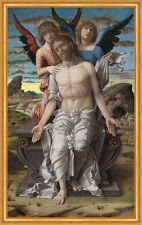 Christ as the Suffering Redeemer Andrea Mantegna Engel Jesus Religion B A2 00475