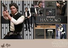 Hot Toys 1/6 STAR WARS EPISODE IV NEW HOPE MMS261 Han Solo MISB Special CHEAPEST
